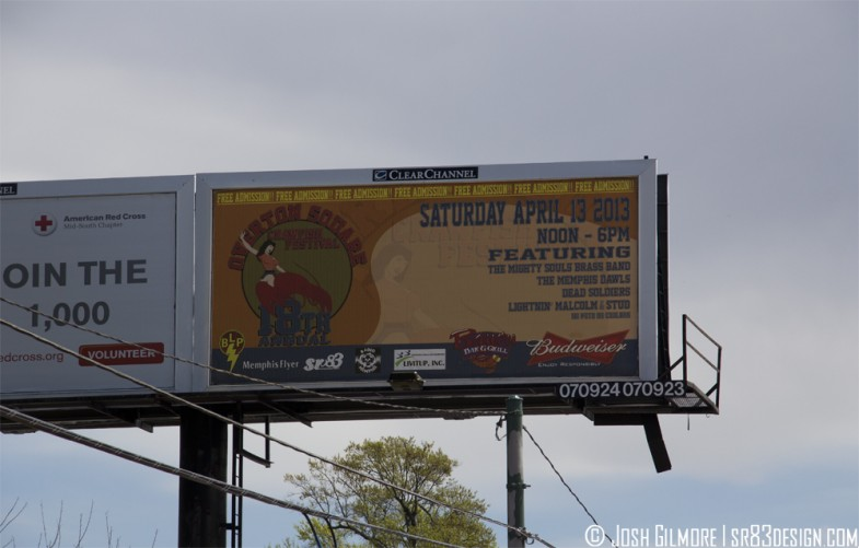 Photo of billboard ad