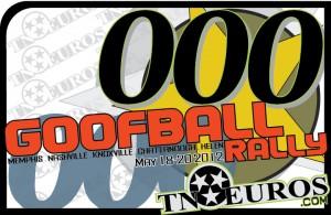 Goofball Rally
